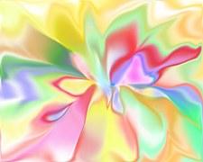 spirit colours energy background